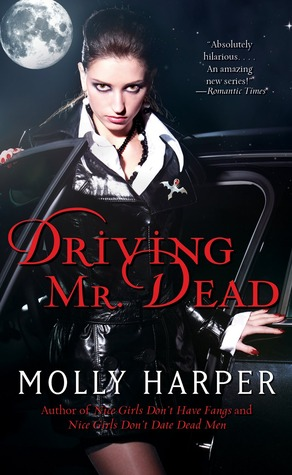 Driving Mr. Dead(Half-Moon Hollow 1.5)