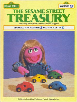 The Sesame Street Treasury, Volume 3 by Linda Bove