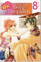 New Sexy Simpleton, vol. 8