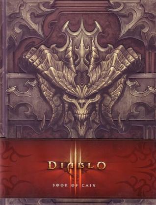 Diablo iii book of cain by flint dille fandeluxe Choice Image