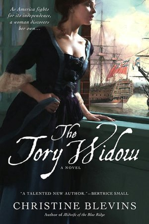 The Tory Widow (Anne Merrick, #1)