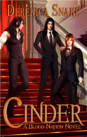 Cinder (Blood Nation, #2)
