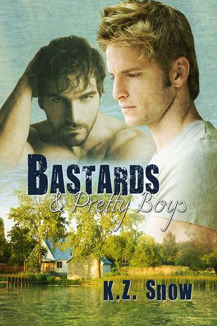 Bastards and Pretty Boys by K.Z. Snow