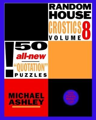 Random House Crostics, Volume 8