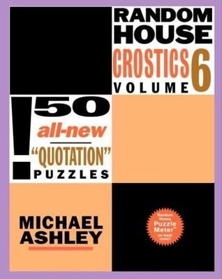 Random House Crostics, Volume 6