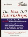 The Princeton Review Best 106 Internships