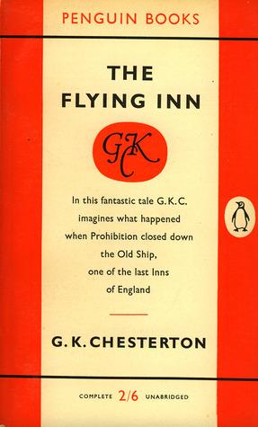 Ebook The Flying Inn (Penguin Books 1338) by G.K. Chesterton TXT!