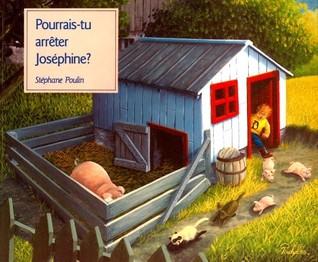 Pourrais-tu arreter Josephine?
