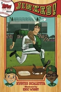 A TOPPS League Book by Kurtis Scaletta