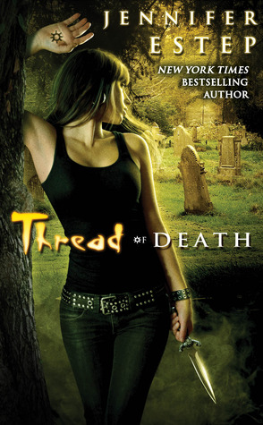 Thread of Death (Elemental Assassin, #5.5)
