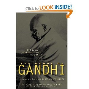 The Sayings Of Mahatma Gandhi