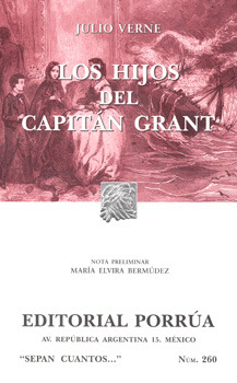 Los Hijos del Capitán Grant. (Sepan Cuantos, #260)