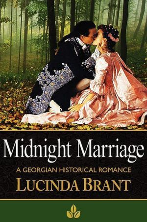 Midnight Marriage by Lucinda Brant