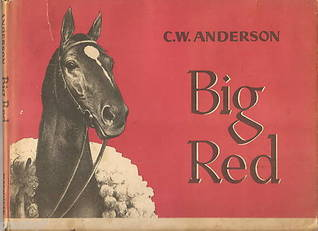Big Red by C.W. Anderson