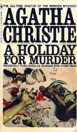 I Wish I Lived In A Library A Holiday For Murder Agatha Christie