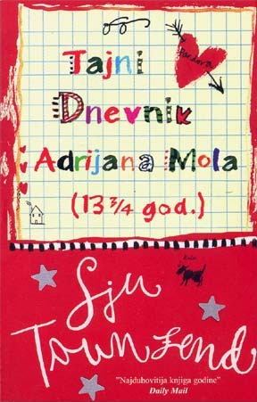 Tajni dnevnik Adrijana Mola (13 i 3/4 god.) (Adrijan Mol, #1)