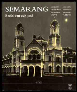 Semarang Beeld Van Een Stad