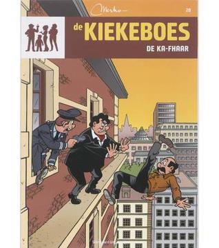De Ka-Fhaar (De Kiekeboes, #20)