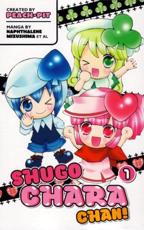 Shugo Chara Chan!, Volume 1 by Peach-Pit