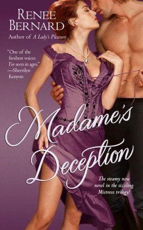 Madame's Deception (Mistress Trilogy, #2)