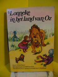 Lonneke in het land van Oz