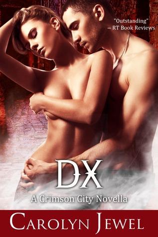 DX by Carolyn Jewel