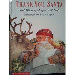 thank you santa by margaret wild