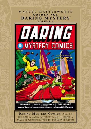 Marvel Masterworks by Joe Simon