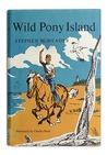 Wild Pony Island by Stephen W. Meader