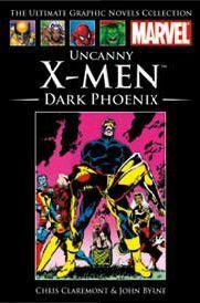 Uncanny X-Men: Dark Phoenix (Marvel Ultimate Graphic Novels Collection)