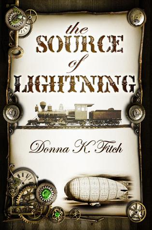 The Source of Lightning by Donna K. Fitch