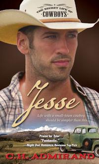 Jesse by C.H. Admirand