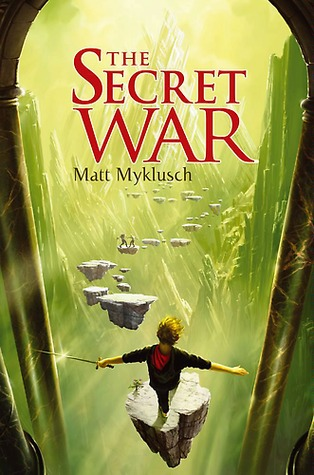 The Secret War (Jack Blank Adventure, #2)