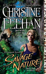 Savage Nature(Leopard People 5)