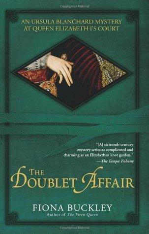 The Doublet Affair by Fiona Buckley