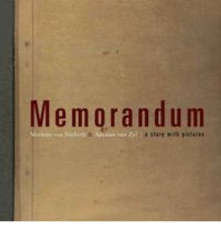 Memorandum: A Story with Paintings