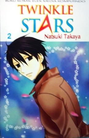 Twinkle Stars Vol. 2 by Natsuki Takaya