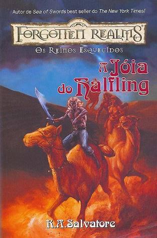Ebook A Jóia do Halfling by R.A. Salvatore DOC!