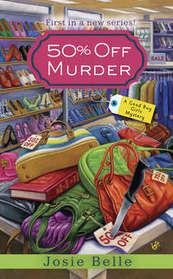 50% Off Murder by Josie Belle