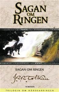 Sagan om ringen (The Lord of the Rings, #1)