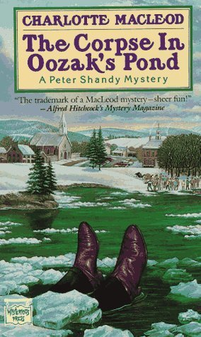 The Corpse in Oozak's Pond (Peter Shandy, #6)