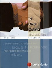 The Law of Contract in South Africa