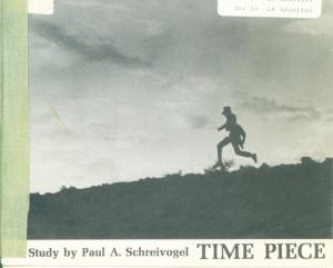 Time Piece: Film Study