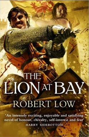 The Lion at Bay by Robert Low