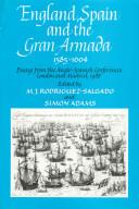 England, Spain and the Grand Armada, 1585-1589