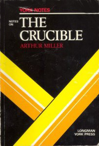 "The Notes on Miller's ""Crucible"""
