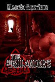 The Highlander's Fury by Maeve Greyson