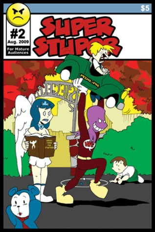 Super Stupor #2 (Super Stupor, #2)