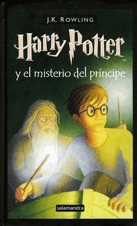 Harry Potter y el misterio del príncipe (Harry Potter, #6)