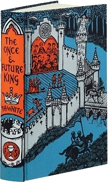 a peak into the utopian world in th whites once and future king Perhaps the most influential modern recasting of merlin is in t h white's the once and future king (1958) white's merlin, who is both a comic and a philosophic figure, is a tutor who encourages arthur to think for himself and who is gratified when arthur arrives at the notion that might should be used for right.